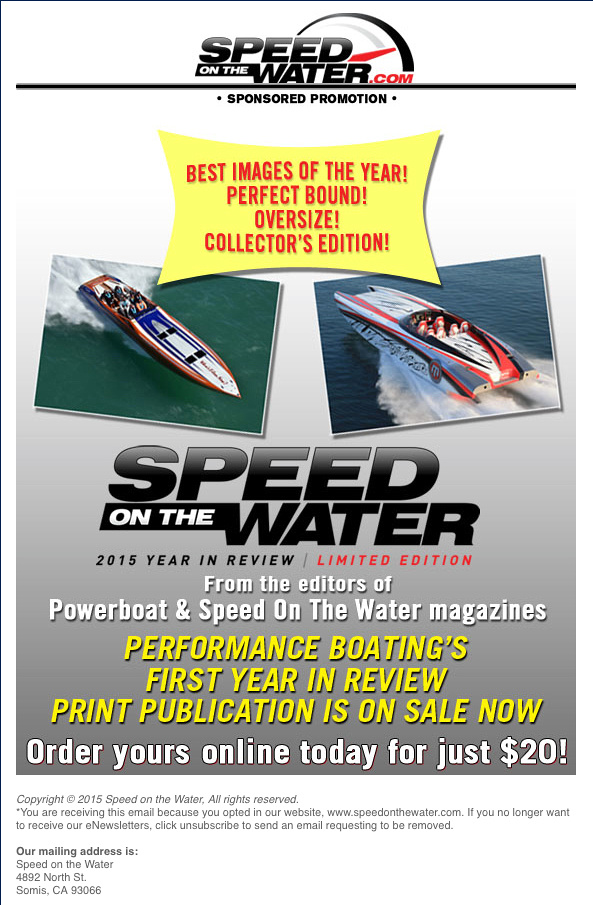 SPEED ON THE WATER PRINT MAG AD copy