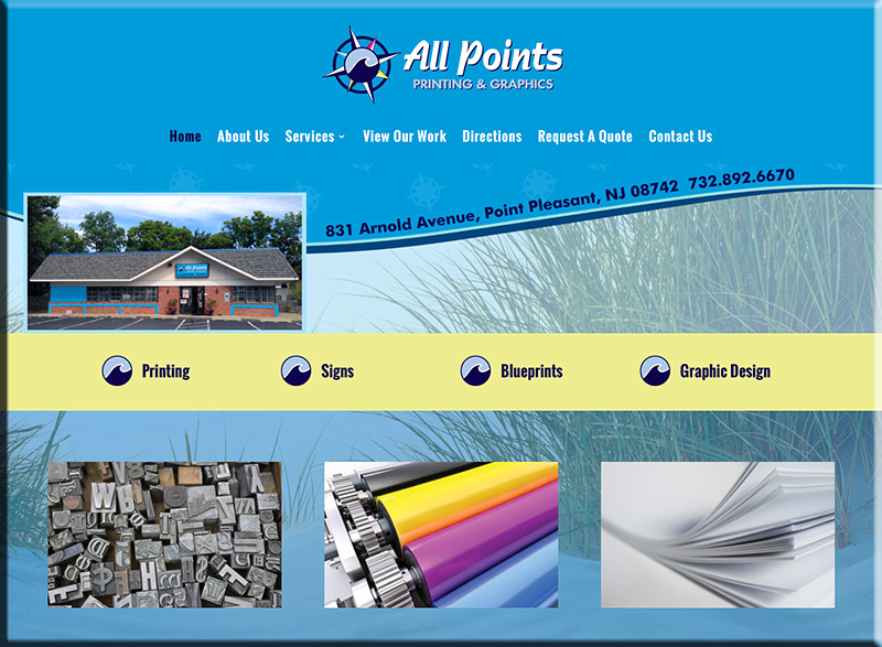 ALL POINTS WEB